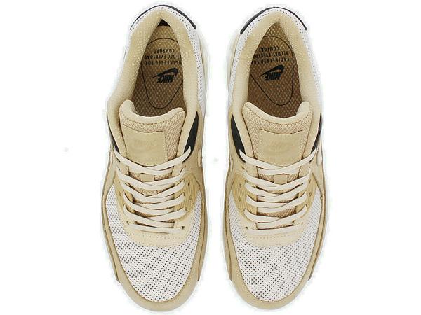 2ac540de62733ae63f35c546713cde66 - NIKE MAX 90 卡其 皮面 情侶鞋 839612-200