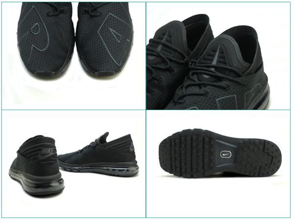 3187146e048dd3667714d4e038023bba - NIKE AIR MAX FLAIR 男鞋 黑色 全氣墊 942236-002