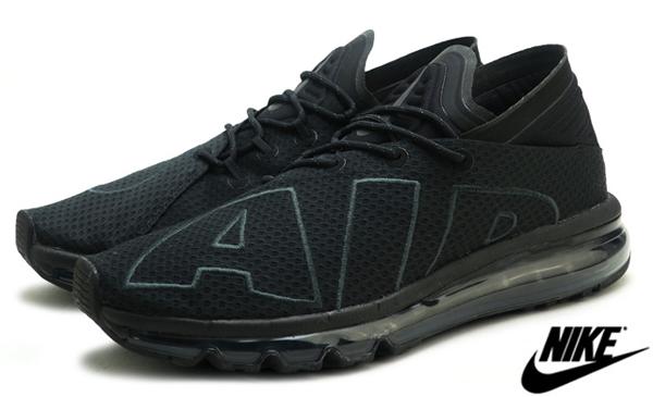 e6fa716c8cec3efad49aef97f332b93d - NIKE AIR MAX FLAIR 男鞋 黑色 全氣墊 942236-002