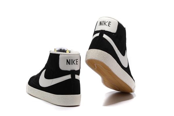 3ba12d003b0149a41053d0708a3180bd - NIKE BLAZER LOW PRM VNTG 復古 黑白 麂皮 防滑 情侶鞋