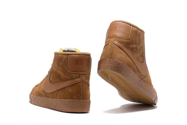 6d82d820229bb955f38f93608a79dbfd - NIKE BLAZER LOW PRM VNTG  復古 棕色 麂皮 防滑 男鞋