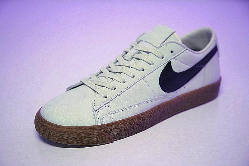 70e78b1f8fb544d0134b55abb304ecb6 - Nike Blazer Low ID 開拓者 經典 百搭 板鞋  水灰黑膠黃 AJ3733-992