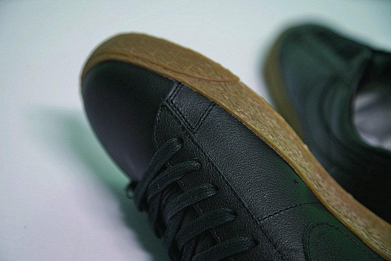 7932b6539e8d70726d6ed1b227bb50b4 - Nike Blazer Low 經典 百搭 板鞋 系列 黑黃 情侶鞋 AJ3733-991