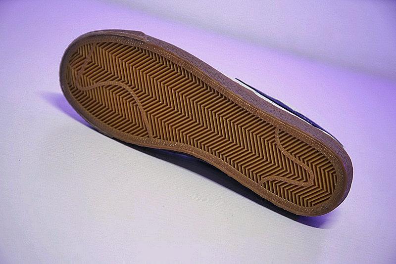 8c323325dff429706a1776b9334aeed8 - Nike Blazer Low ID 開拓者 經典 百搭 板鞋  水灰黑膠黃 AJ3733-992