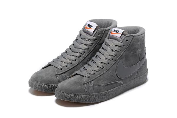 a0b9ac6cc8874a1677d001459eb3c9aa - NIKE BLAZER LOW PRM VNTG  復古 碳灰 麂皮 防滑 情侶鞋