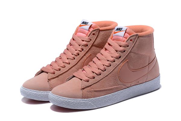 bc374a62f5bcc8666e57ff65c49e8ae0 - NIKE BLAZER LOW PRM VNTG 復古 粉白 麂皮 防滑 女鞋