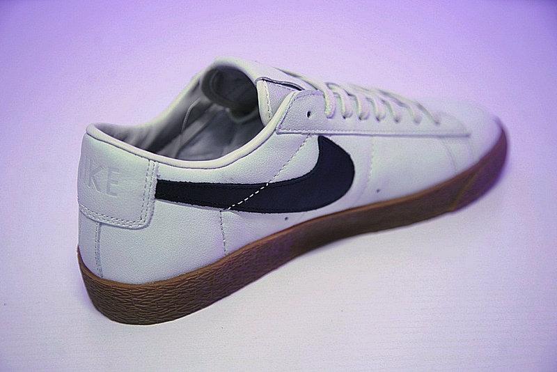 cc077412f650863be78edb49b11d75fa - Nike Blazer Low ID 開拓者 經典 百搭 板鞋  水灰黑膠黃 AJ3733-992