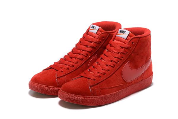 f4c2e364712e0cd5f9aec72b421ae8e0 - NIKE BLAZER LOW PRM VNTG   復古 全紅 麂皮 防滑 情侶鞋