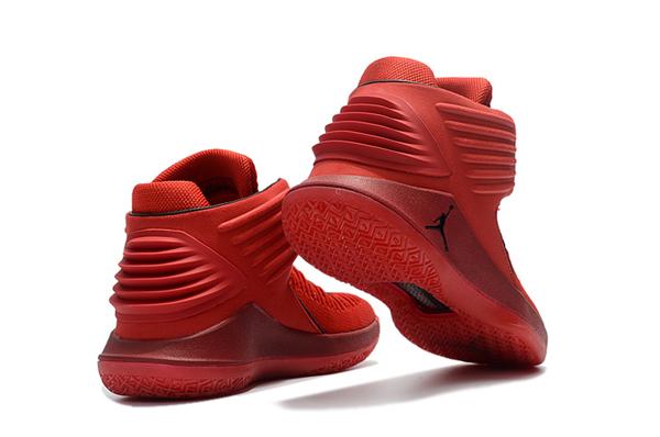 """184c22acc0c99673b74f8bce1089083e - Air Jordan XXXII 32代 """"Rosso Corsa"""" 賽車紅色 高筒籃球鞋 男款 耐磨 時尚 百搭 AH3348-601"""