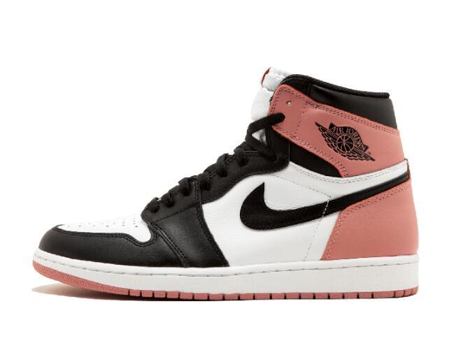 2ccdf7334323750bed57bc8a3ccecb7e - Air Jordan 1 Retro High OG NRG AJ1 喬1 臟粉 黑腳趾 經典高筒籃球鞋 861428 101