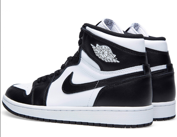 9995f581b7fefbc115c0a13277b2221a - NIKE AIR JORDAN 1 RETRO HIGH Black White 情侶 高筒 黑白 555088-010 - 耐吉官方網-nike 官網