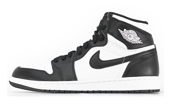 a76020c50555c3eb96f4f703a9a89727 - NIKE AIR JORDAN 1 RETRO HIGH Black White 情侶 高筒 黑白 555088-010 - 耐吉官方網-nike 官網