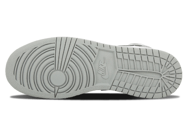 "b11b095cbeb69a52fdafb0c6059b0c13 - Air Jordan 1 Retro High OG BG ""Barons"" - 575441 104 籃球鞋 黑白灰 男鞋"