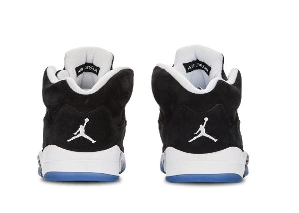 b59b8939a511c7ce033daf56cc8ff742 - Nike AIR Jordan 5 喬丹5 AJ5 奧利奧 黑白 男鞋 136027-035