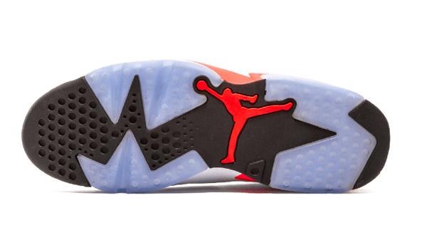 cb4d3c98e0ee9cc5d85e47f91b7697c4 - Air Jordan 6 Retro Infrared 男女鞋 白黑紅 6代 高筒 籃球鞋 384664 456