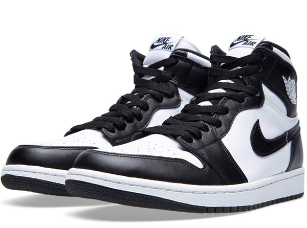 de5aa0bf27c4a7823226f8f94b36f34d - NIKE AIR JORDAN 1 RETRO HIGH Black White 情侶 高筒 黑白 555088-010 - 耐吉官方網-nike 官網
