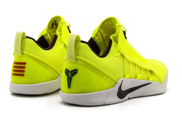 6d2f7900fd57a1f03a26cc723619dca2 - NIKE KOBE A.D. NXT HMD 916832-710 男 螢光黃 白底 低筒籃球鞋