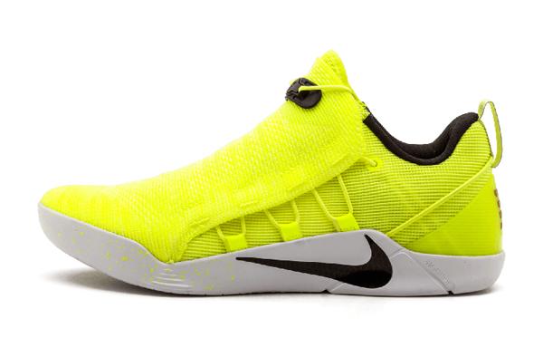 d82bb1719853464dc877255f16f33a4a - NIKE KOBE A.D. NXT HMD 916832-710 男 螢光黃 白底 低筒籃球鞋