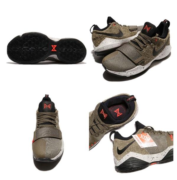 49dce65b2fd14e8cb3ac8988a883df2d - Nike PG1 Elements Paul George 1代 喬治 墨綠 輕量化 低幫 籃球鞋 911084-200