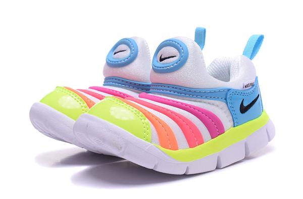 0259281e47bab1fd8dd405b978b799db - 毛毛蟲鞋 Nike 童鞋 DYNAMO FREE 男女童小童 耐吉 學步鞋 休閒運動鞋