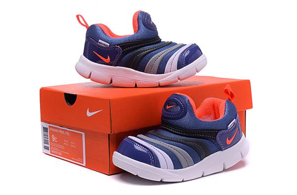 276684d3ce38431f07689a3524b9624c - 毛毛蟲鞋 新款 Nike 童鞋 DYNAMO FREE 男女童鞋