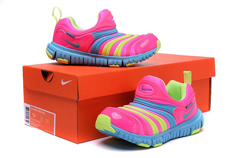 2c1664270e19fe23f8657a043e1dd15f - Nike 童鞋 DYNAMO FREE 男女童小童 耐吉 學步鞋 休閒運動鞋