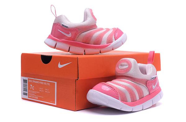 2e37ebdc344c6973a6471f16bc1e8c0f - 毛毛蟲鞋 新款 Nike 童鞋 DYNAMO FREE 男女童鞋 耐吉 學步鞋 休閒運動鞋