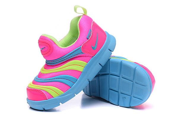 3d5708a6b75fc1c99ff18b3f2297b8d8 - 毛毛蟲鞋 新款 Nike 童鞋 DYNAMO FREE 男女童鞋