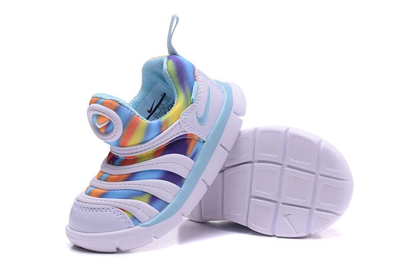 66127def656ea3ae2dba132c28ce7a71 - 毛毛蟲鞋 新款 Nike 童鞋 DYNAMO FREE 男女童鞋 耐吉 學步鞋 休閒運動鞋