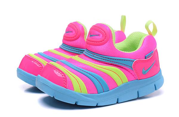 8e10023ec201fb6bc2b66f0fad4bbe98 - 毛毛蟲鞋 新款 Nike 童鞋 DYNAMO FREE 男女童鞋