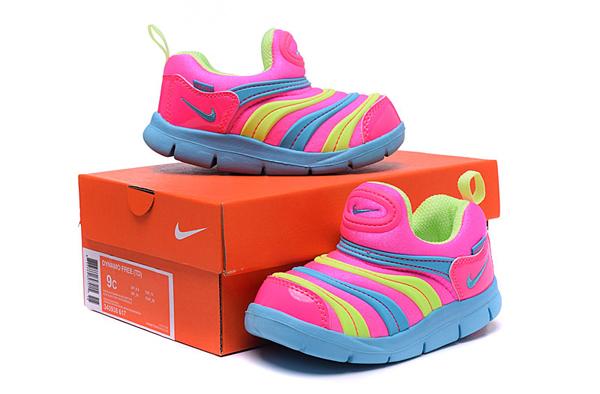 d065a30c2246cfe795039df298517d4f - 毛毛蟲鞋 新款 Nike 童鞋 DYNAMO FREE 男女童鞋
