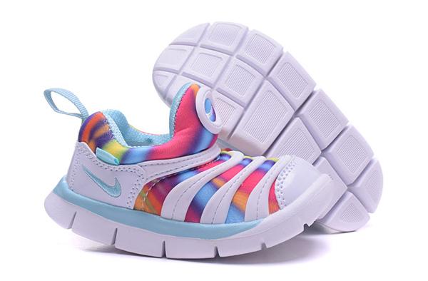 e780db34e25f21e06b797e921196038d - 毛毛蟲鞋 新款 Nike 童鞋 DYNAMO FREE 男女童鞋 耐吉 學步鞋 休閒運動鞋
