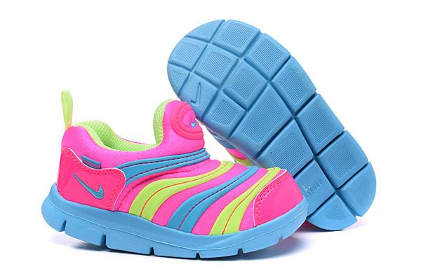 fa3618eb9079579136390c0e90fc756e - 毛毛蟲鞋 新款 Nike 童鞋 DYNAMO FREE 男女童鞋