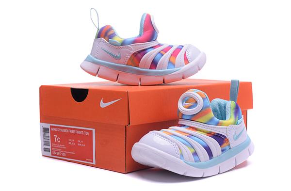 fb5db6def0cb6a9b0b4bd2b6deb987f2 - 毛毛蟲鞋 新款 Nike 童鞋 DYNAMO FREE 男女童鞋 耐吉 學步鞋 休閒運動鞋