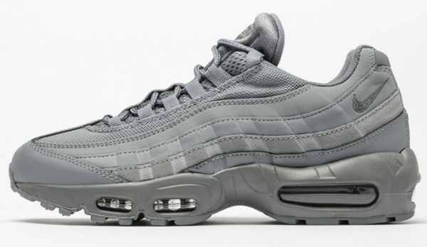 0b38deaa6015df893102fc863fed9986 - NIKE AIR MAX 95 ESSENTIAL 酷灰 男子運動氣墊跑步鞋 749766-012