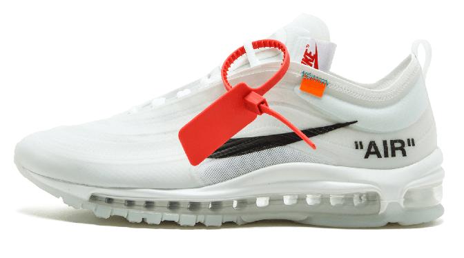 107c9c79fa741fd0744d7acf37e6af5f - Nike Air Max 97 OG  Off White - AJ4585 100 白色 男鞋