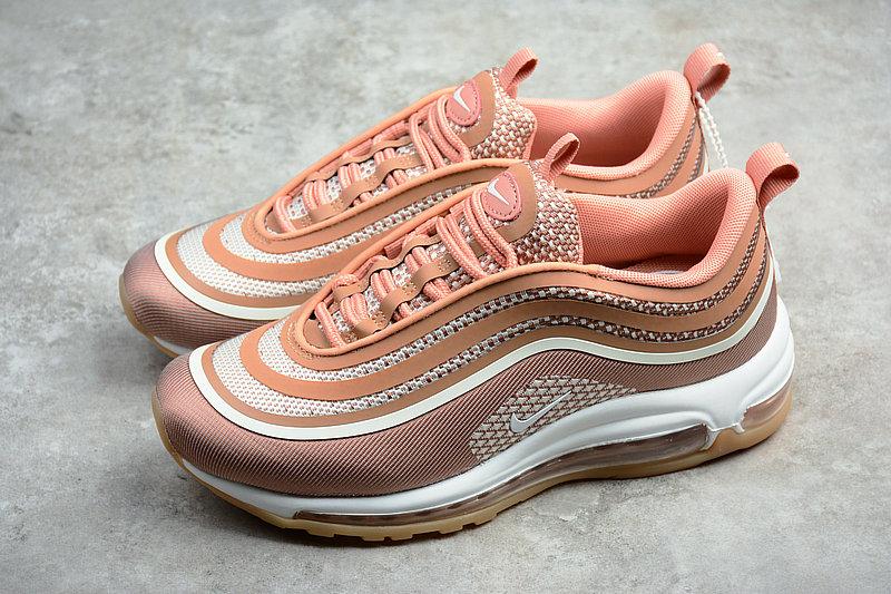 1405f3b806cfefa8a7a8b6e85ee070b2 - Nike Air Max 97 輕量化 粉子彈 女鞋 917704-600