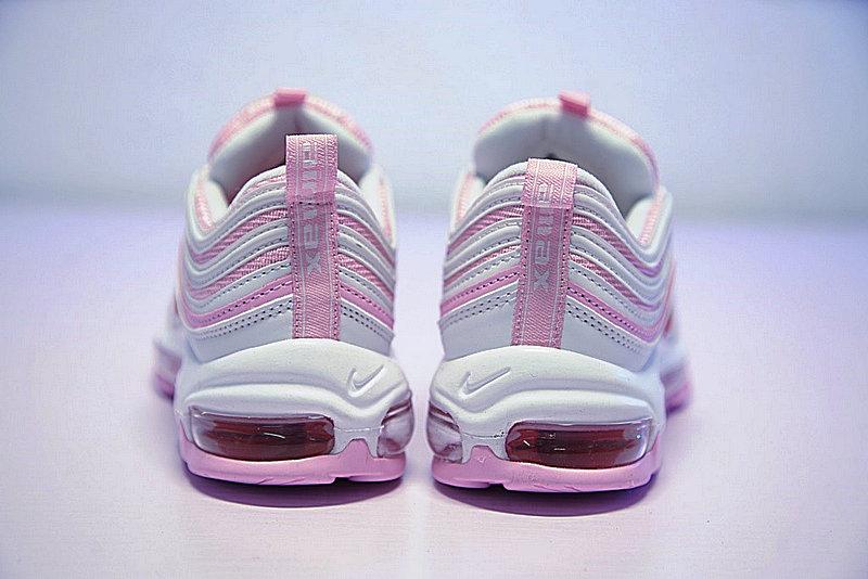 158e83f6304722630a17b7fe3500730c - Nike Air Max 97 百搭 子彈鞋  粉白 312834-004