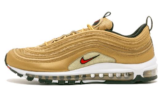 18263fa7a8e29b6fd44842ec677205f9 - Nike Air Max 97 OG QS - 884421 700 黃色 男鞋