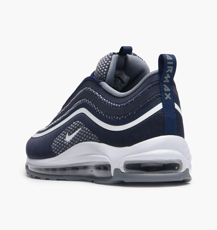 256b9047a3d6876b361fb7ca7a622b0d - NIKE AIR MAX 97 ULTRA NAVY 深藍 氣墊 慢跑鞋 男鞋 918356 400