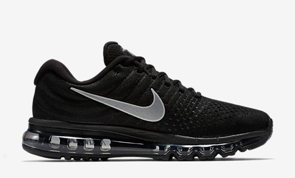 30ef7065fe4e7a6e622ead962d3732a7 - Nike WMNS Air Max 2018 Running 全黑慢跑全氣墊 女鞋 849560-001