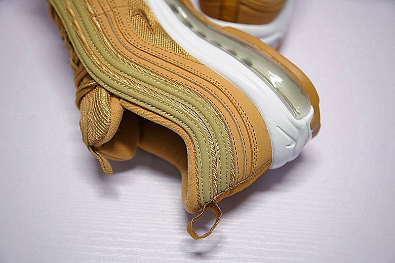 373f451f153e48911541fcae990409f8 - Nike Air Max 97系列 百搭 復古 氣墊 慢跑鞋 麥黃子彈 J1986-200