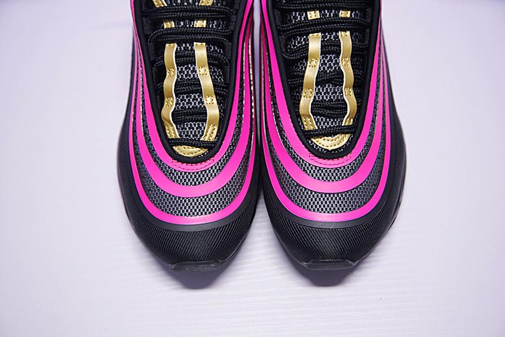 47727335a617871bcaabbd3d060615bd - Nike Air Max 97 UL  氣墊 百搭 全黑粉紅 927508-002