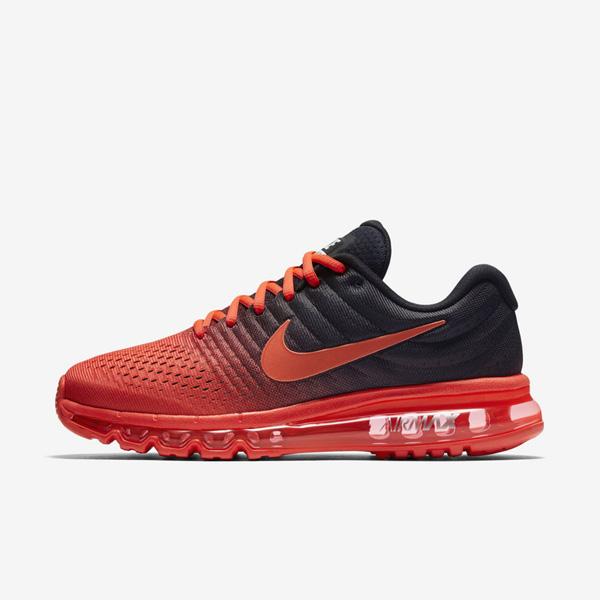 69ec66def7e2ec646ff360cabfcbf429 - NIKE AIR MAX 2018 3M 反光 全氣墊 飛線 黑橘 橘紅 橘勾 輕量 慢跑鞋 男鞋 849559-600