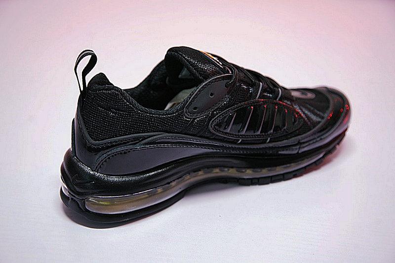 6e59edc751ebfa5ac10f9b721d94596f - 男鞋 Nike Air Max 98 復古 氣墊 百搭 慢跑鞋 黑黃 640744-080