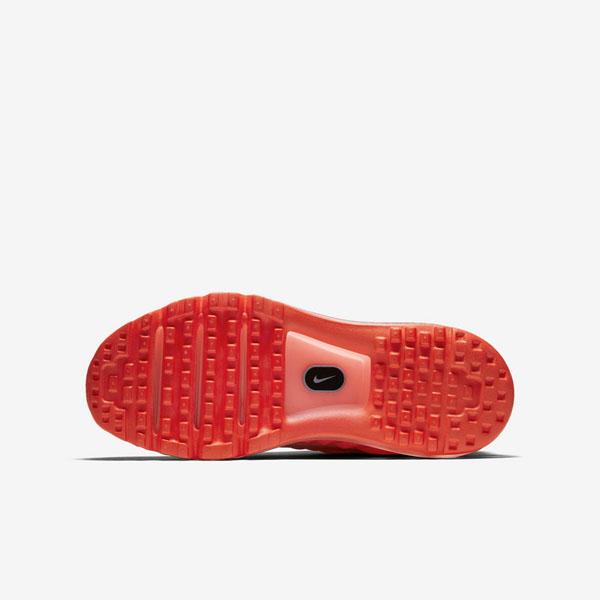 748522645d28e67d384864e1070dc3a3 - NIKE AIR MAX 2018(GS) 851623-800 女款 編織 全氣墊慢跑鞋 粉紅配色