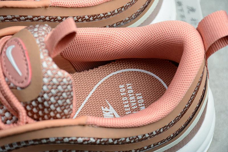 752ae4b9f6472b8b87a6e111497714b1 - Nike Air Max 97 輕量化 粉子彈 女鞋 917704-600