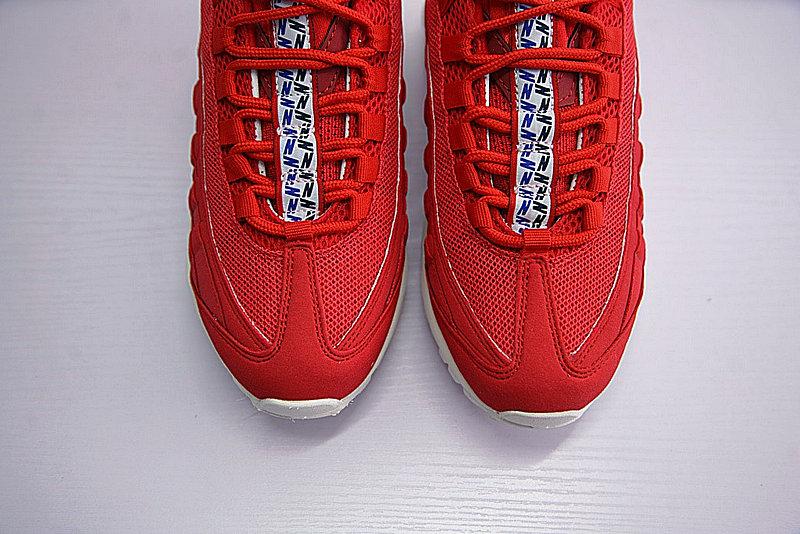 7d23308bd866cc858cc290baf9c1ff91 - Nike Air Max 95 TT 復古氣墊百搭慢跑鞋系列 串標紅白藍 AJ1844-600