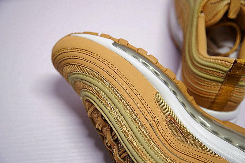 838dd708093cf701e3e42f0a4d6b1637 - Nike Air Max 97系列 百搭 復古 氣墊 慢跑鞋 麥黃子彈 J1986-200