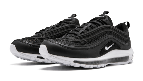 892ba85f21cd7fc9853c86a728b2990e - Nike Air Max 97 - 921826 001  黑白 情侶鞋